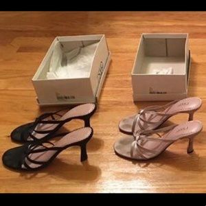 Shoes - 4 Pairs of Women's Sandals